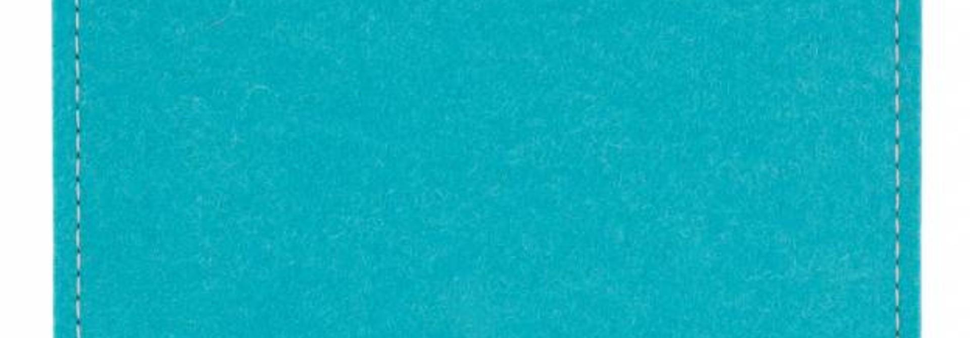 Kindle Sleeve Turquoise