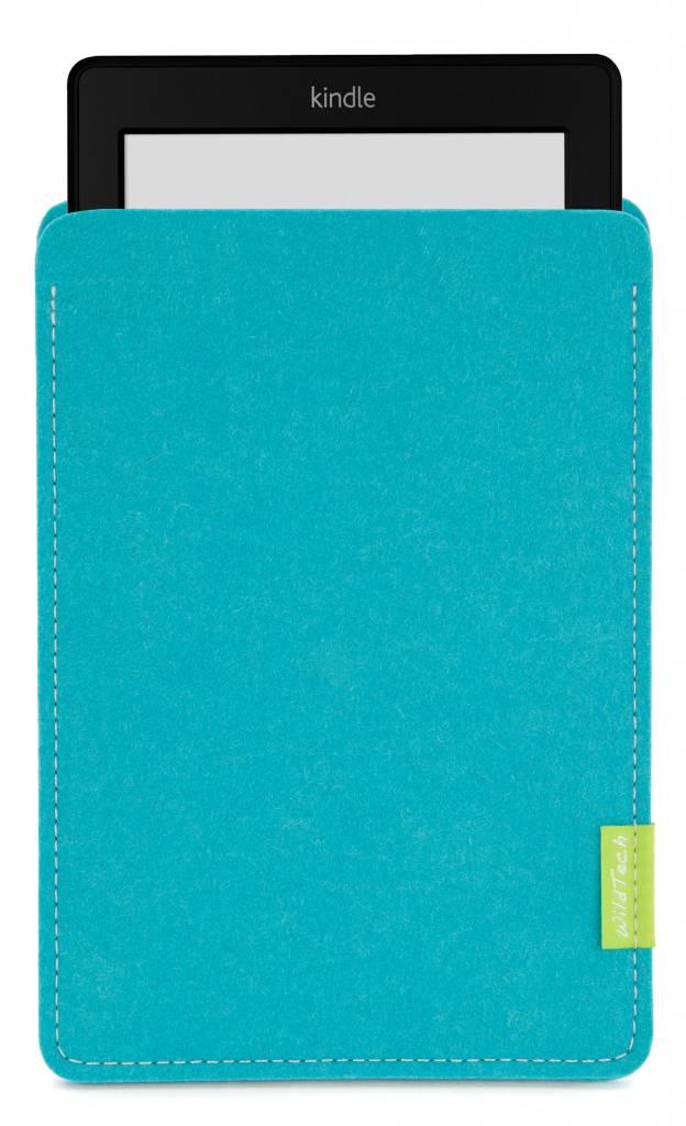 Kindle Sleeve Turquoise-1