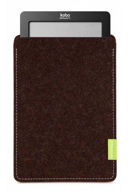 eBook Sleeve Truffle-Brown