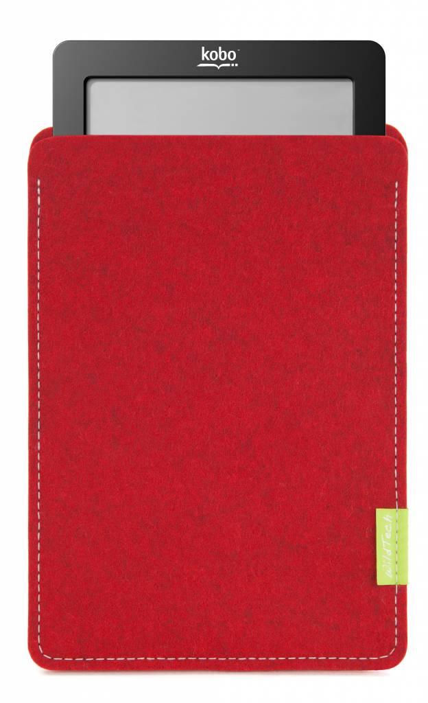 eBook Sleeve Kirschrot-1