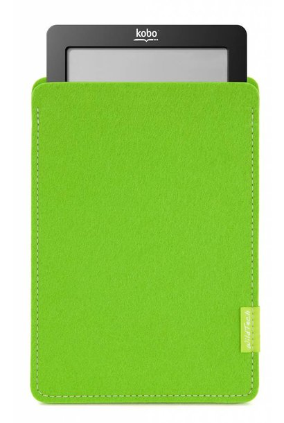 eBook Sleeve Bright-Green