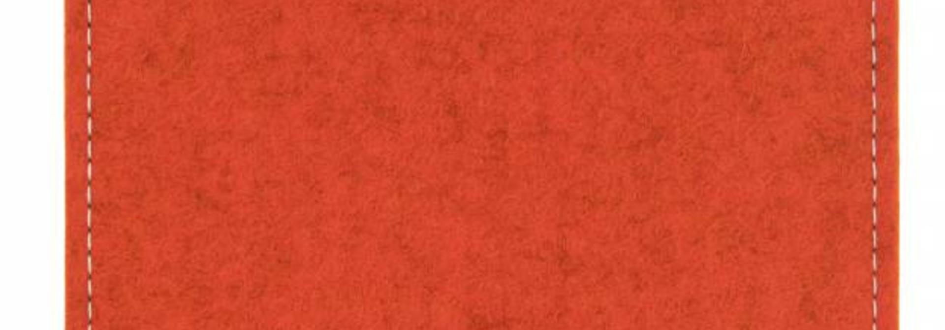 eBook Sleeve Rust