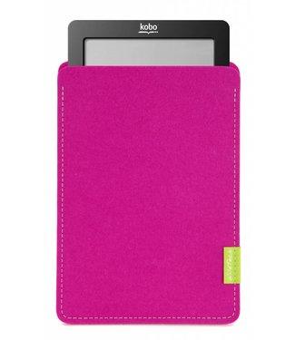 Kobo eBook Sleeve Pink