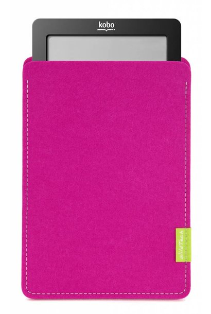eBook Sleeve Pink