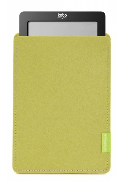 eBook Sleeve Lime-Green