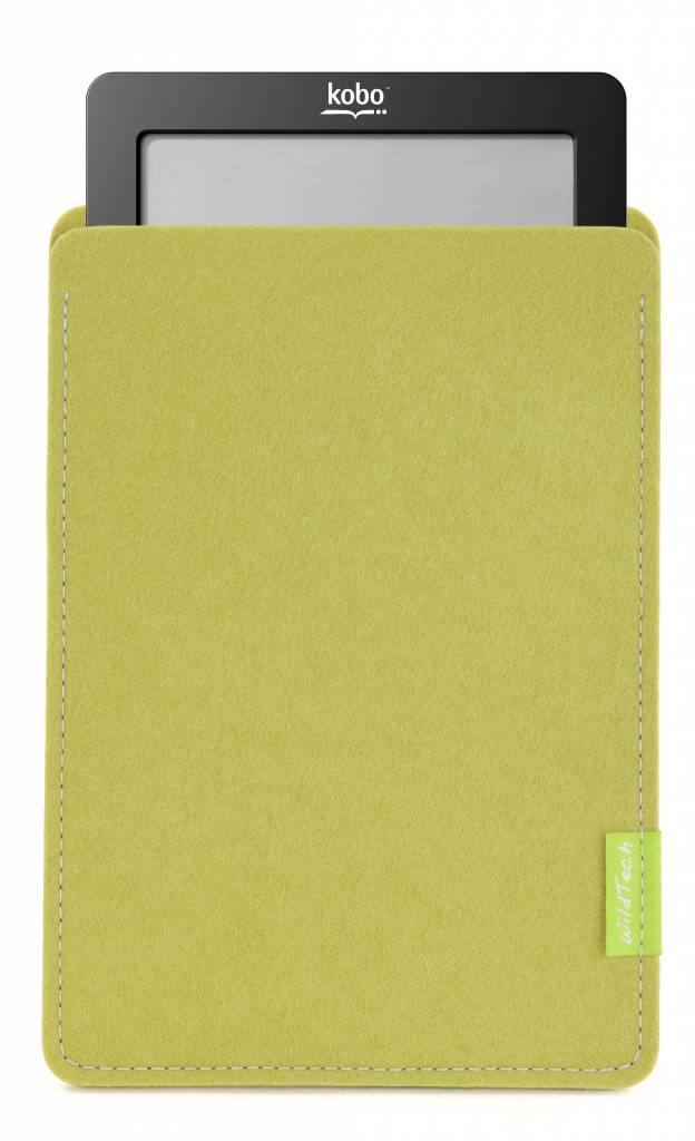 eBook Sleeve Lime-Green-1