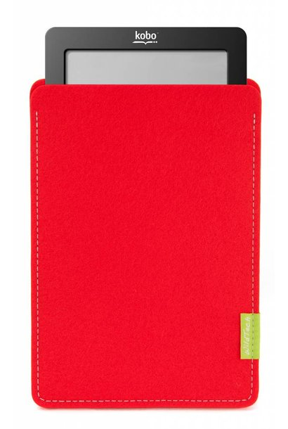 eBook Sleeve Bright-Red