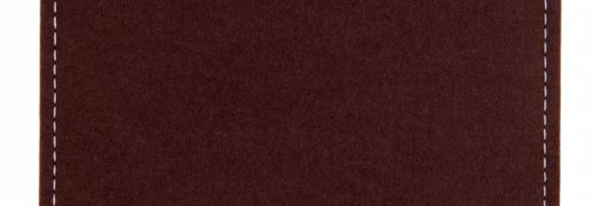 eBook Sleeve Dark-Brown