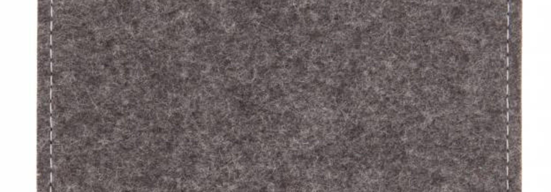 eBook Sleeve Grau