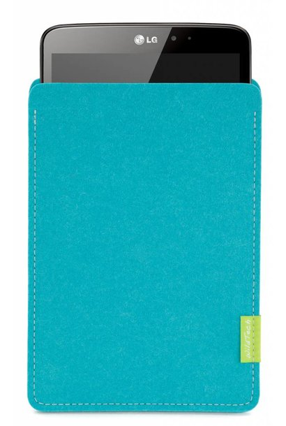 G Pad Sleeve Turquoise