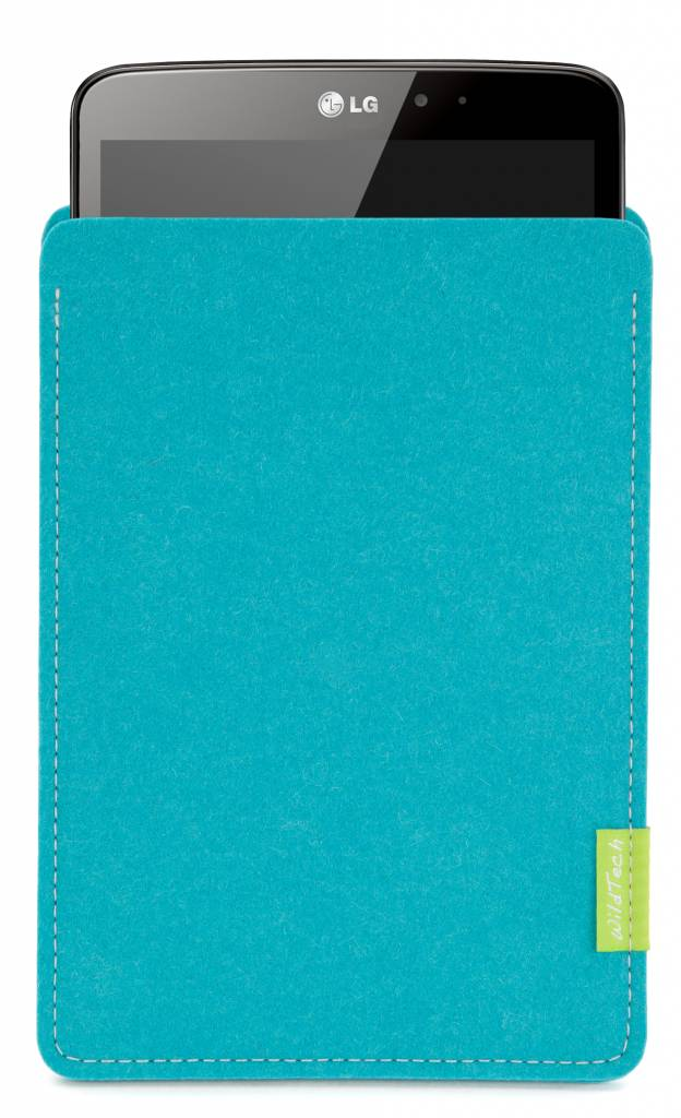 G Pad Sleeve Turquoise-1