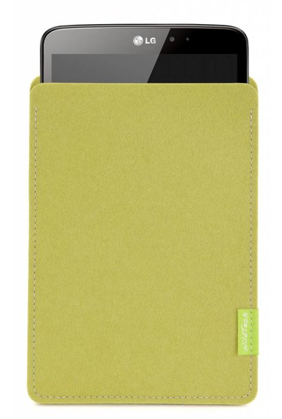 G Pad Sleeve Lime-Green