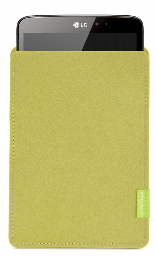 G Pad Sleeve Lime-Green-1