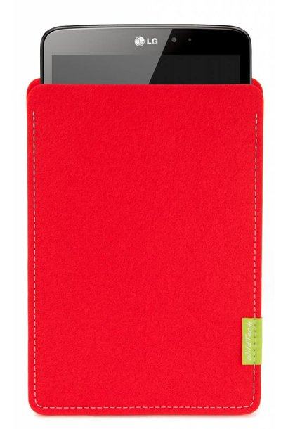 G Pad Sleeve Bright-Red