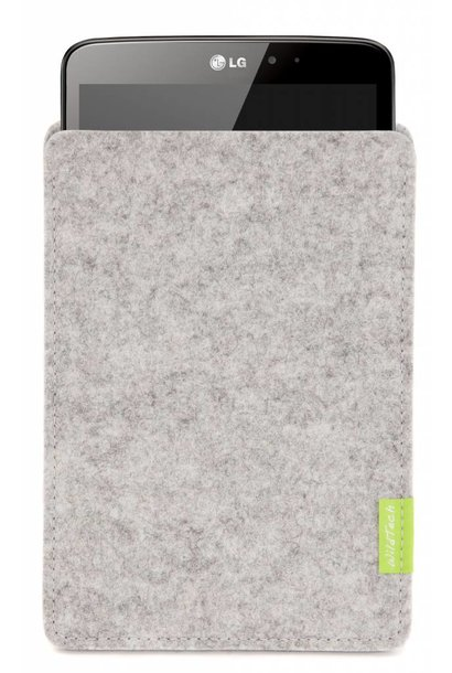 G Pad Sleeve Light-Grey