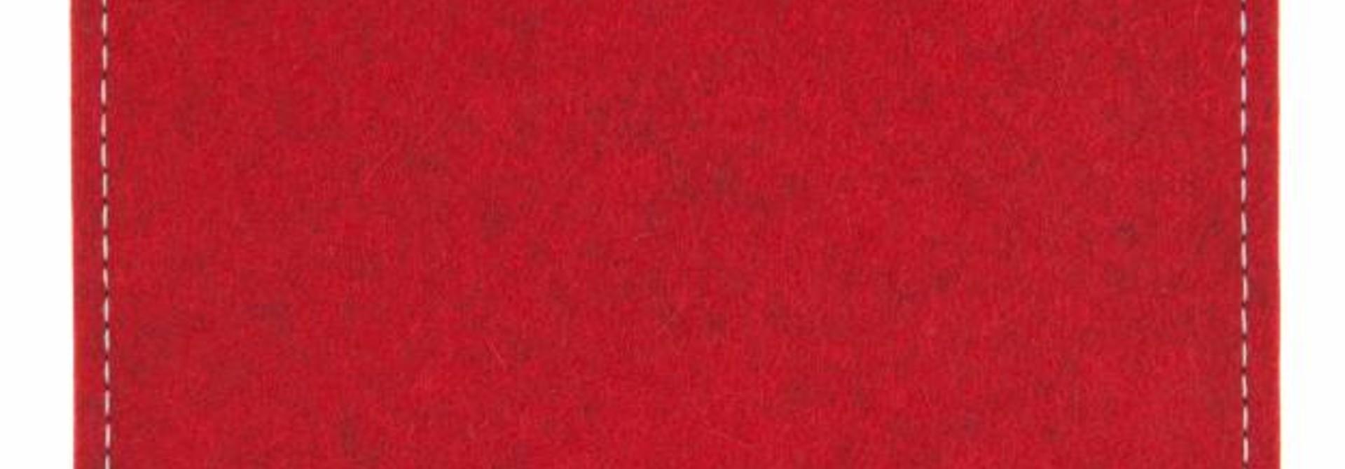 Surface Sleeve Kirschrot