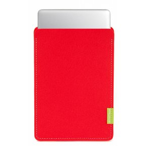 MacBook Sleeve Bright-Red
