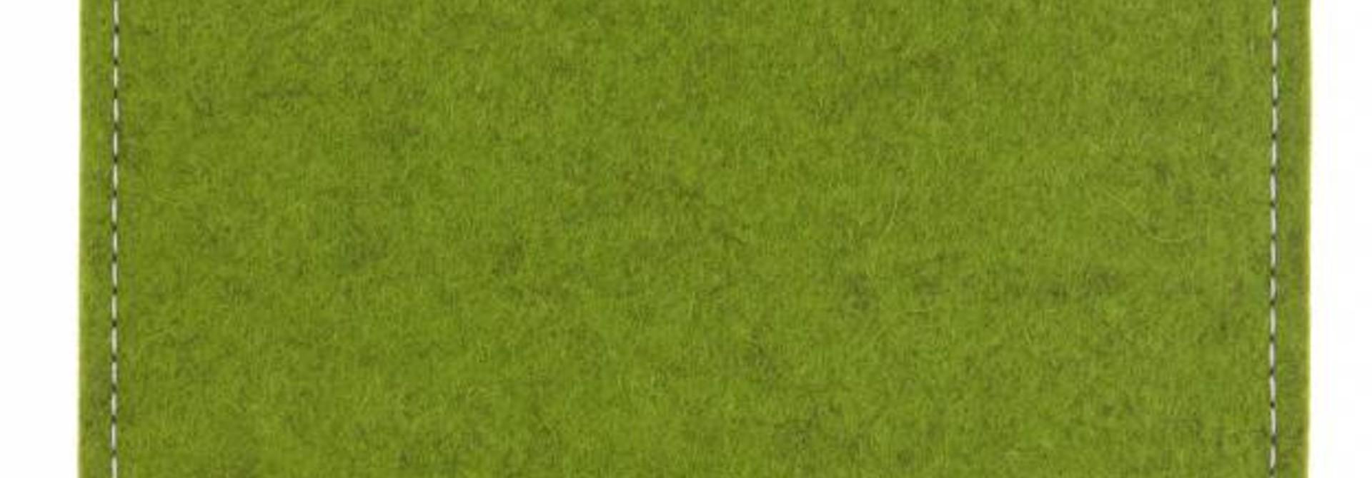 MacBook Sleeve Farn-Green