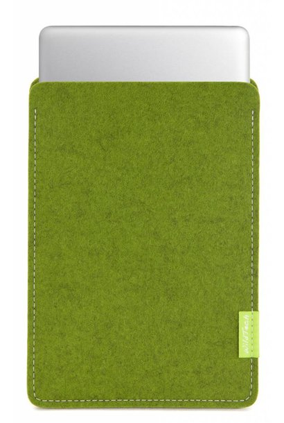 MacBook Sleeve Farn-Green