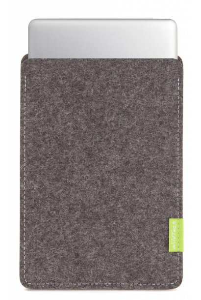 MacBook Sleeve Grau