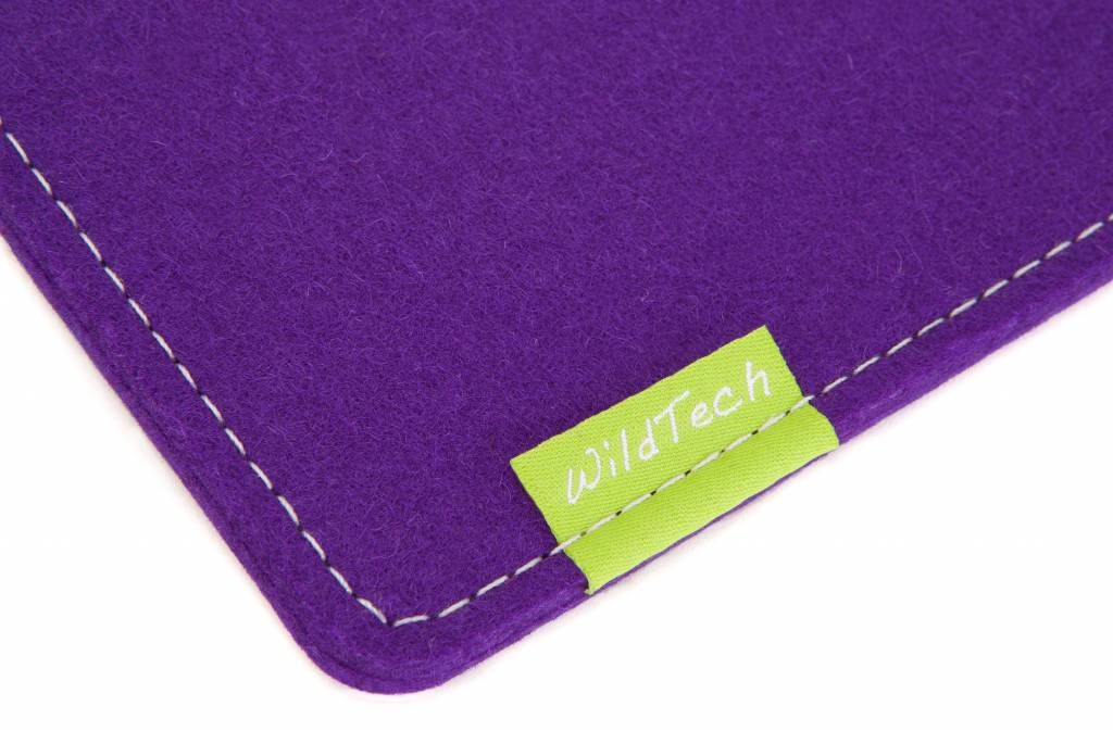 MacBook Sleeve Lila-3