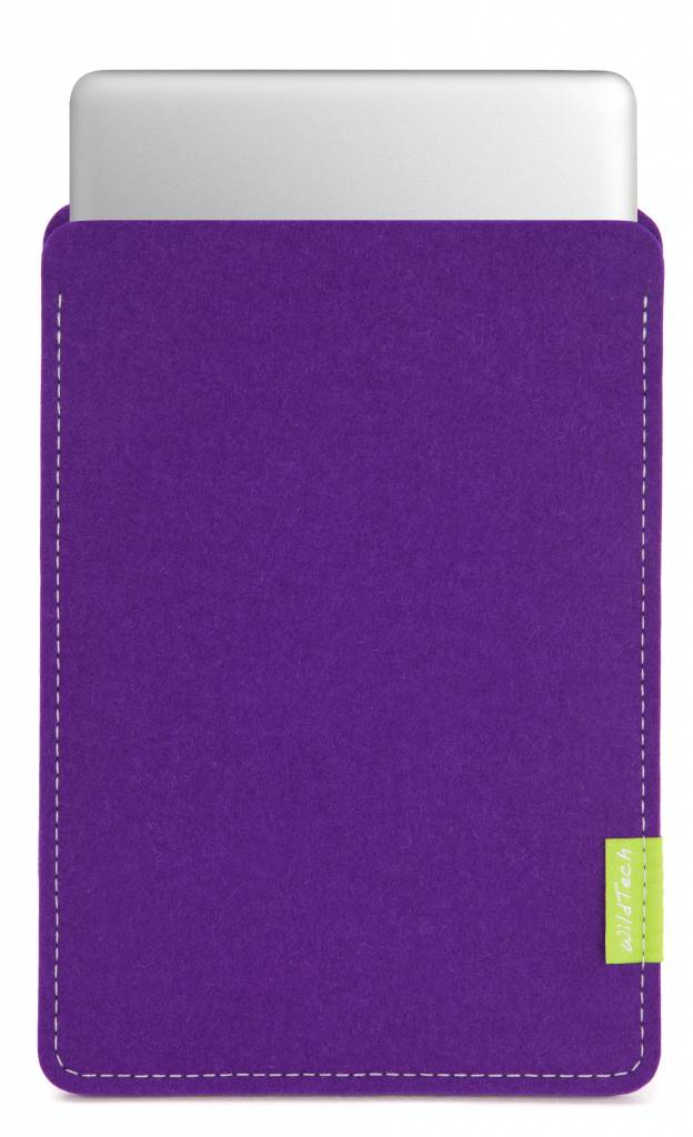 MacBook Sleeve Lila-1
