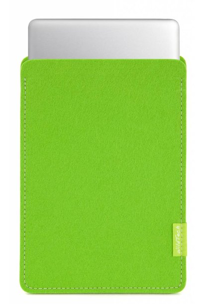 MacBook Sleeve Bright-Green