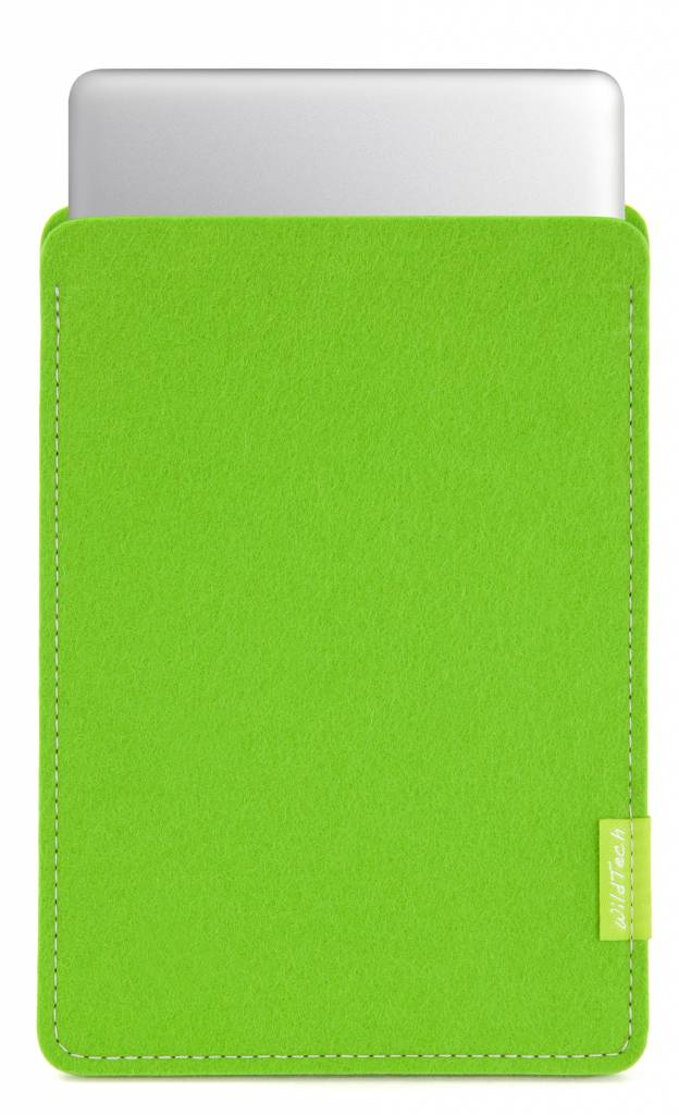 MacBook Sleeve Maigrün-1