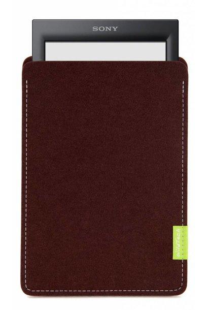 PRS eBook Sleeve Dark-Brown