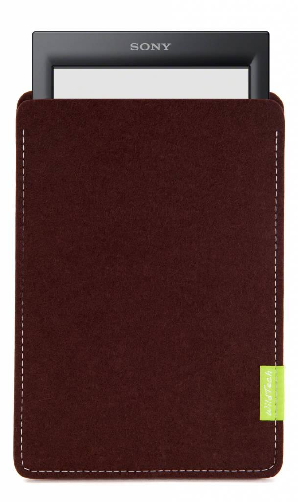 PRS eBook Sleeve Dark-Brown-1