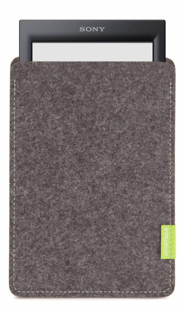 PRS eBook Sleeve Grey-1