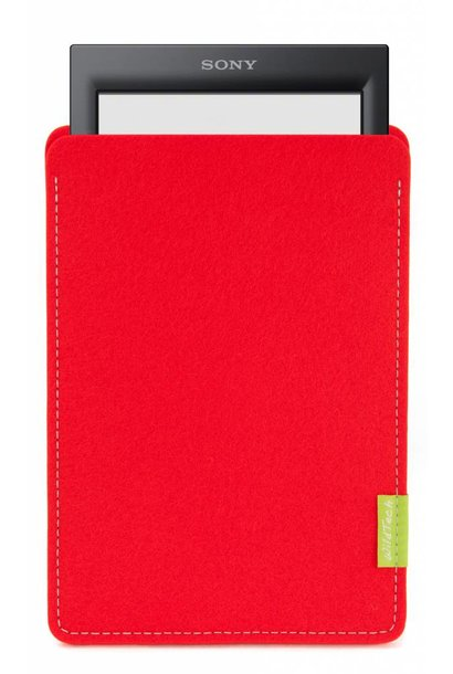 PRS eBook Sleeve Bright-Red