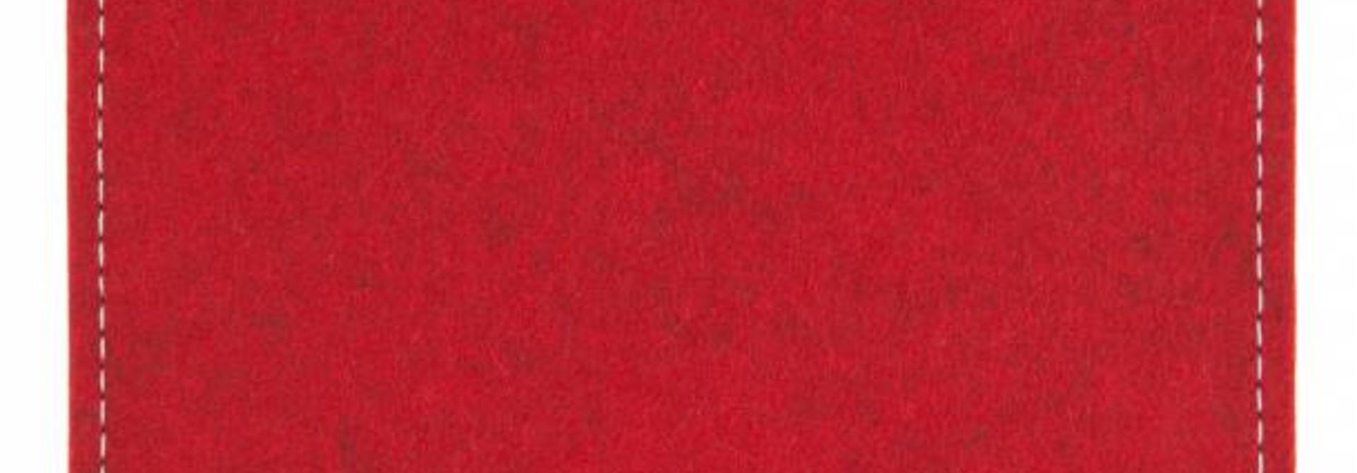 PRS eBook Sleeve Cherry