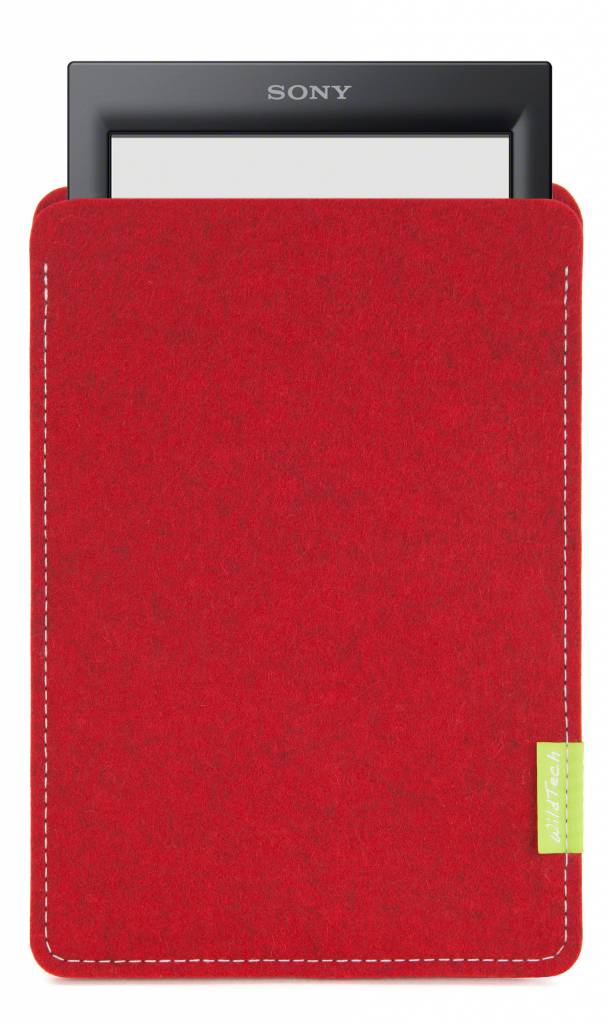 PRS eBook Sleeve Cherry-1