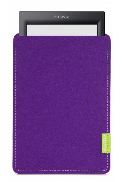 PRS eBook Sleeve Purple