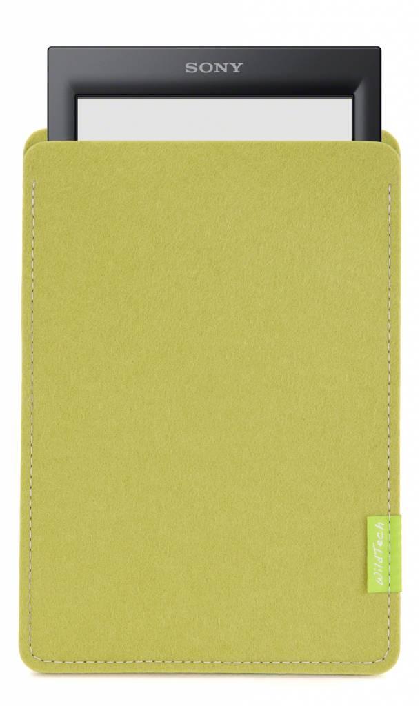 PRS eBook Sleeve Lindgrün-1