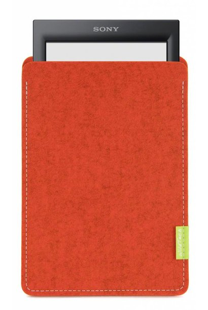 PRS eBook Sleeve Rust