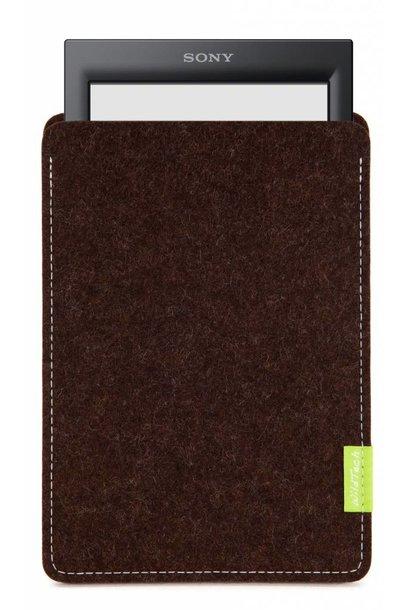 PRS eBook Sleeve Truffle-Brown