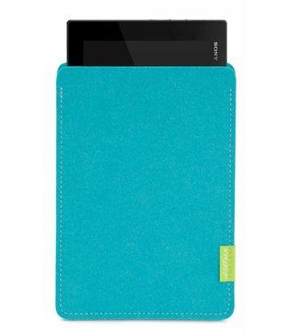 Sony Xperia Tablet Sleeve Türkis