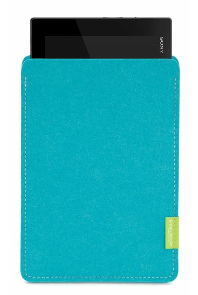 Xperia Tablet Sleeve Turquoise