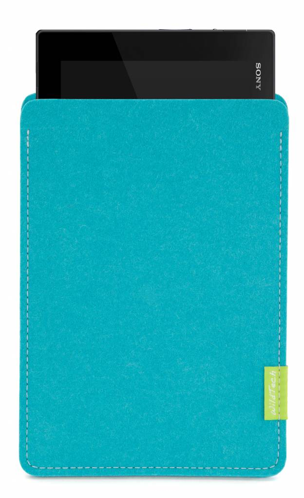 Xperia Tablet Sleeve Turquoise-1