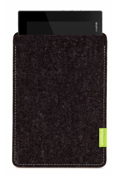 Xperia Tablet Sleeve Black-Anthracite