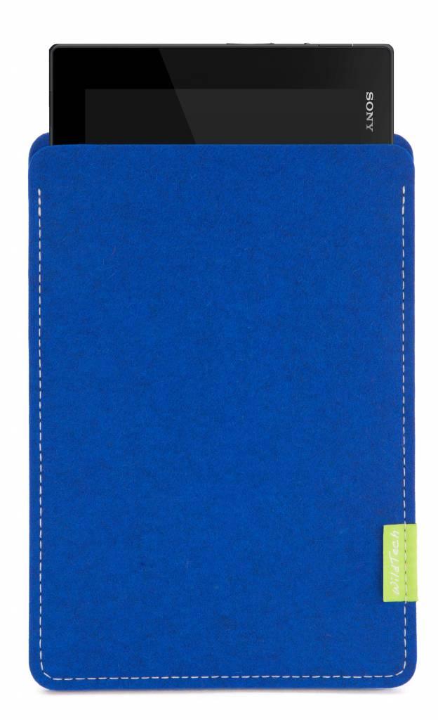Xperia Tablet Sleeve Azure-1