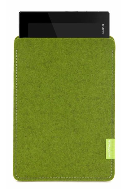 Xperia Tablet Sleeve Farn-Green