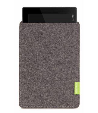 Sony Xperia Tablet Sleeve Grau
