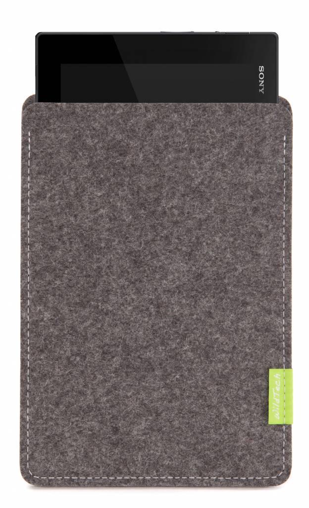 Xperia Tablet Sleeve Grau-1