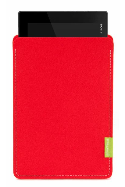 Xperia Tablet Sleeve Bright-Red