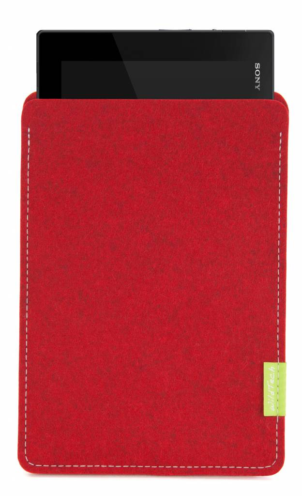 Xperia Tablet Sleeve Cherry-1