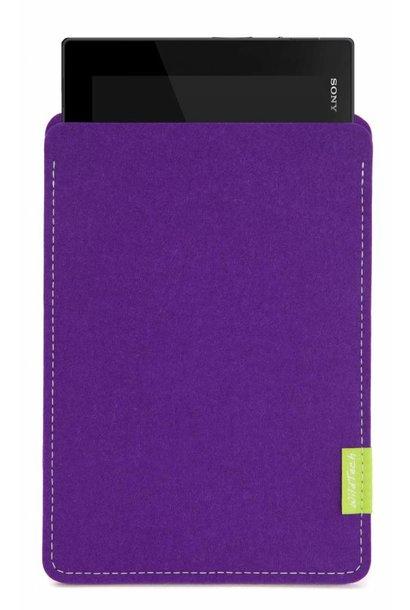 Xperia Tablet Sleeve Lila