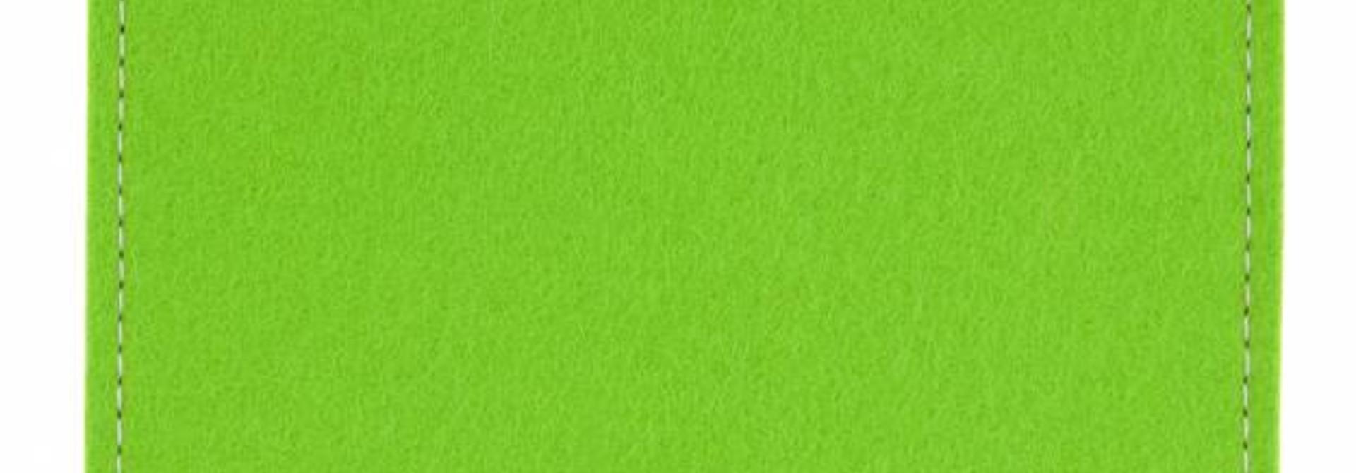Xperia Tablet Sleeve Maigrün